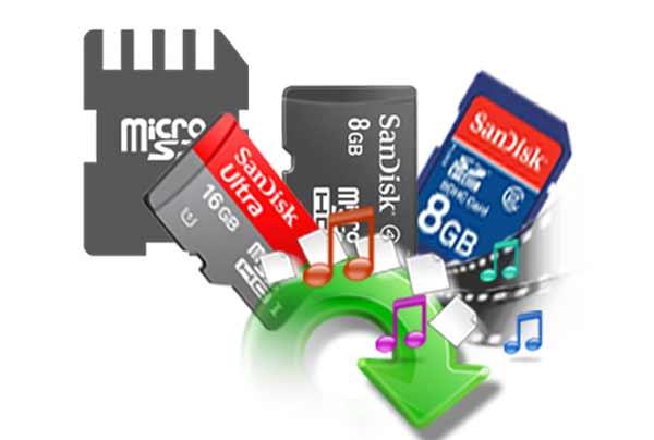 cứu dữ liệu thẻ nhớ đã format